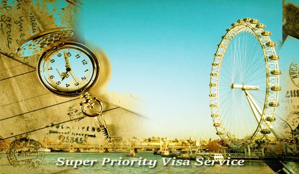 Ekstra Öncelikli Servis (Super Priority Visa Service)