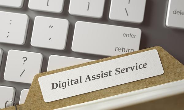 Online Başvuru Desteği Servisi (Digital Assist Service)