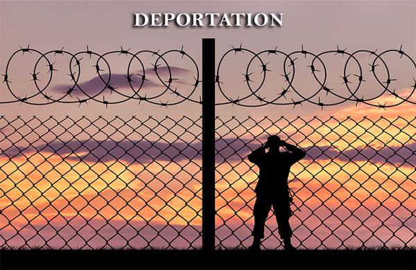 İngiltere'den Sınır Dışı Edilmiş Olanlar