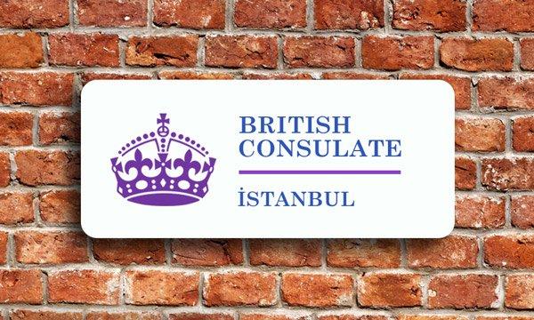İngiltere Konsolosluğu İstanbul