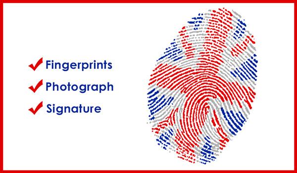 biyometrik bilgiler