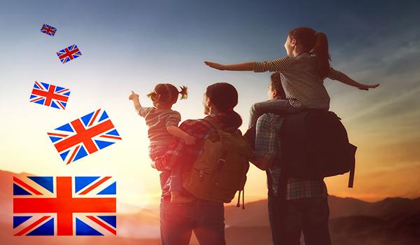 İngiltere Öğrenci Çocuk Aileleri Vizesi
