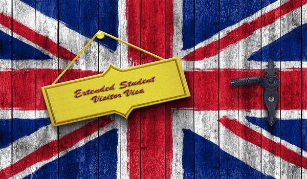 İngiltere Uzatılmış Öğrenci Ziyaretçi Vizesi
