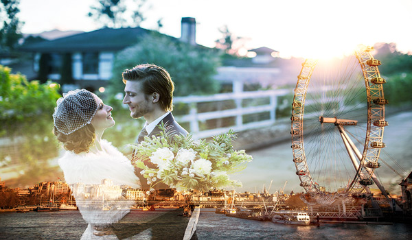 Evli Çiftler için İngiltere Yerleşim/Evlilik Vizesi