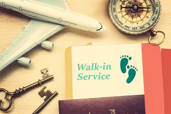 Randevusuz Giriş Servisi (Walk-in Service)