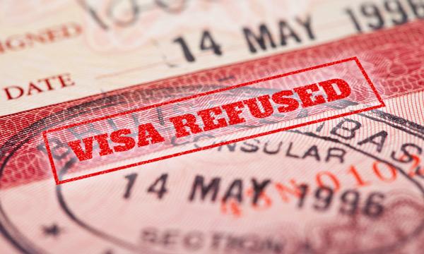 visa refusal