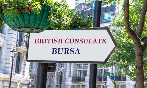 İngiltere Konsolosluğu Bursa