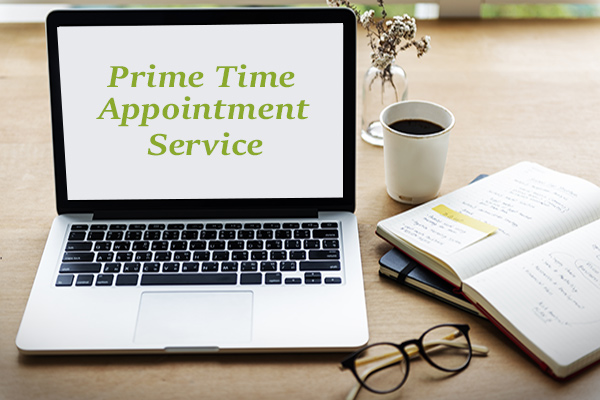 prime time appointment service