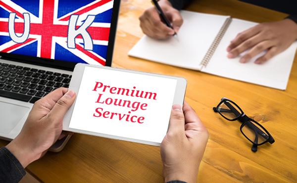 Randevu Almadan İngiltere Vizesi Başvuru Servisi (Premium Lounge Service)