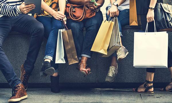 İngiltere'de Alışveriş