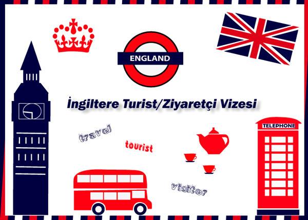 İngiltere Turist/Ziyaretçi Vizesi (Genel Bilgiler)