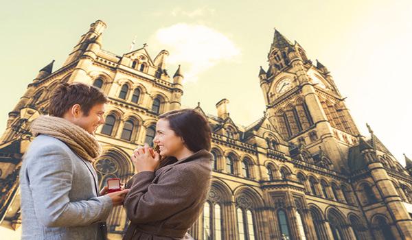 Nişanlı Çiftler için İngiltere Yerleşim/Evlilik Vizesi
