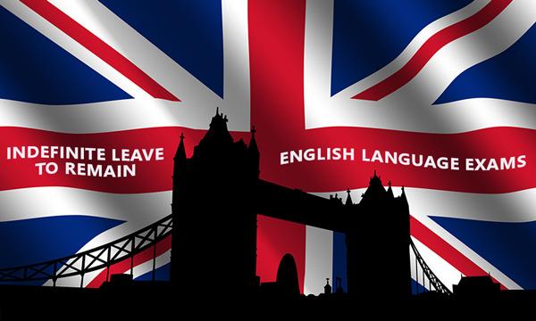 İngiltere Sürekli Oturum İzni Başvuruları için İngilizce Dil Sınavları