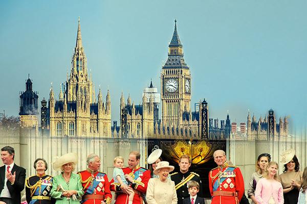 İngiltere'de Siyasal Sistem