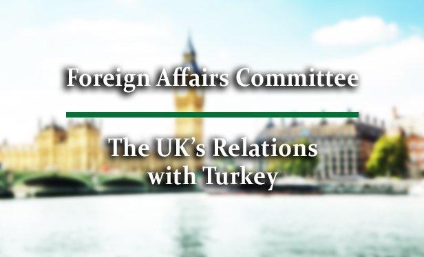 İngiltere-Türkiye ilişkileri