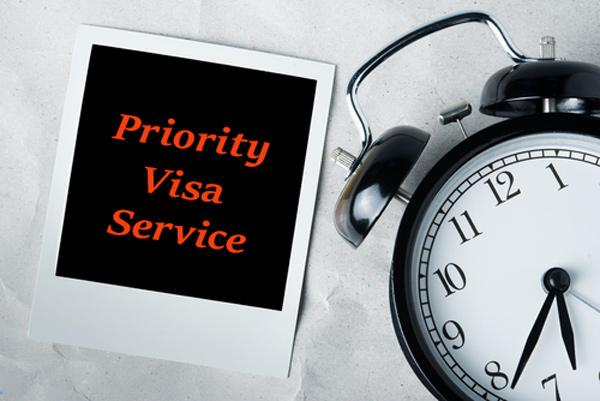 Öncelikli Servis (Priority Visa Service)