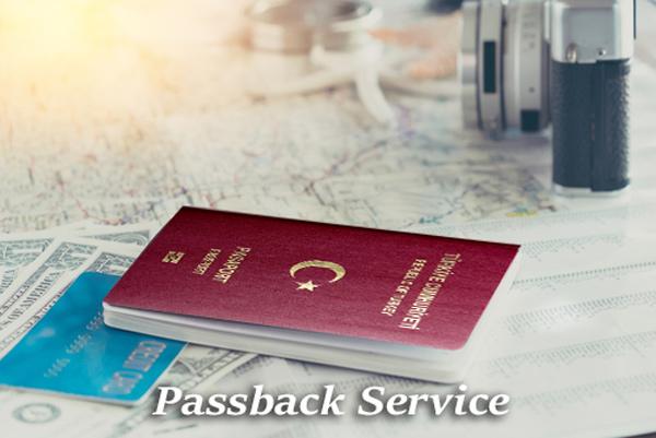 Pasaport Teslimatı Servisi (Passback Service)