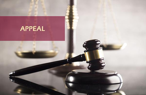 İtiraz Davası (Appeal)