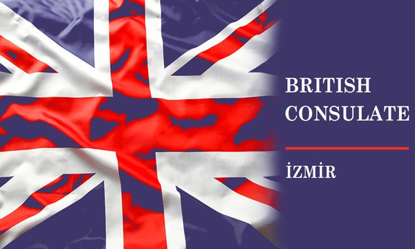 İngiltere Konsolosluğu İzmir