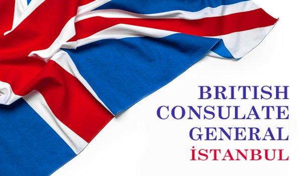 İngiltere Başkonsolosluğu İstanbul