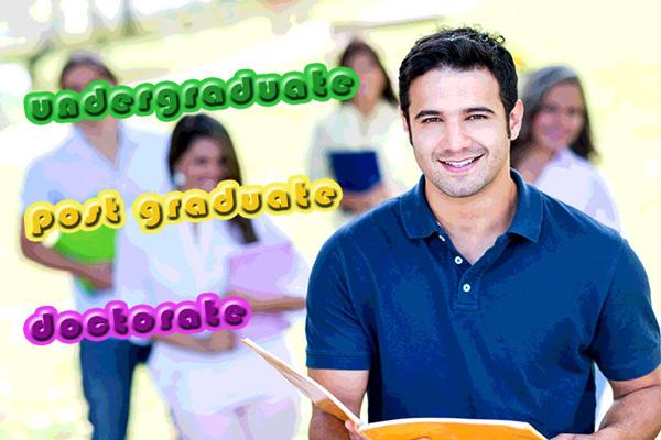 İngiltere'de Lisans, Yükseklisans ve Doktora Eğitimi