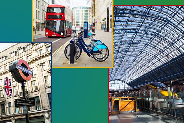 İngiltere'de Ulaşım ve Trafik