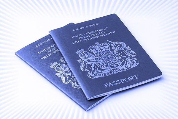 ingiliz pasaportu