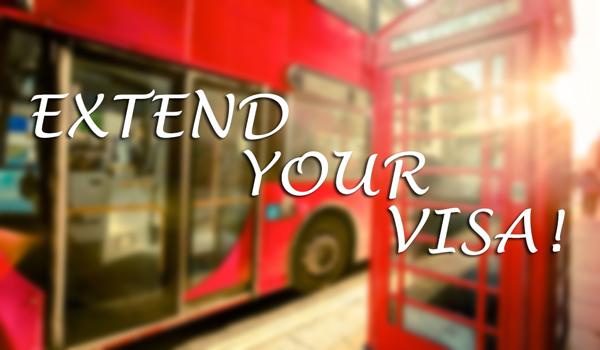İngiltere'den Vize Uzatma Başvurusu Yapmak