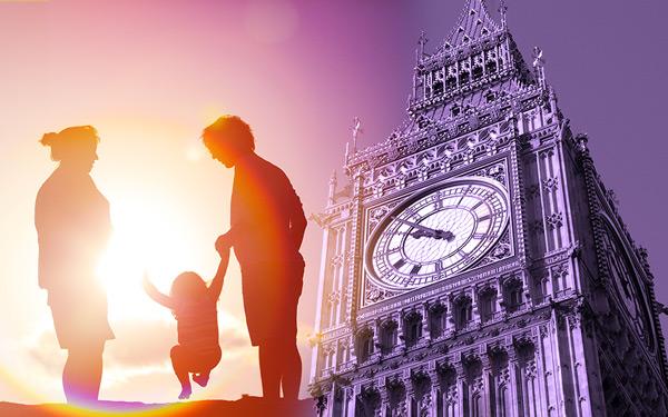 Evlat Edinilmiş Çocuklar için İngiltere Yerleşim Vizesi