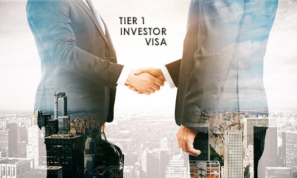 Tier-1 İngiltere Yatırımcı Vizesi