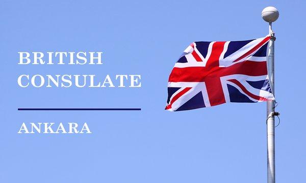 İngiltere Konsolosluğu Ankara